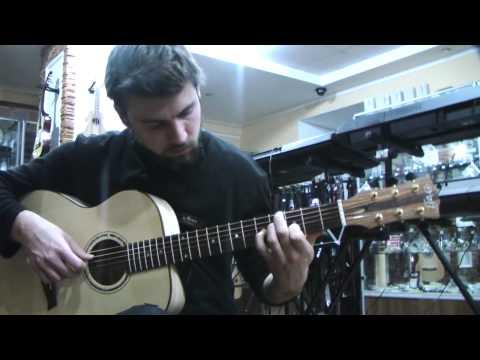 Обзор гитары Forest Group (Андрей Н. - Finger Style)