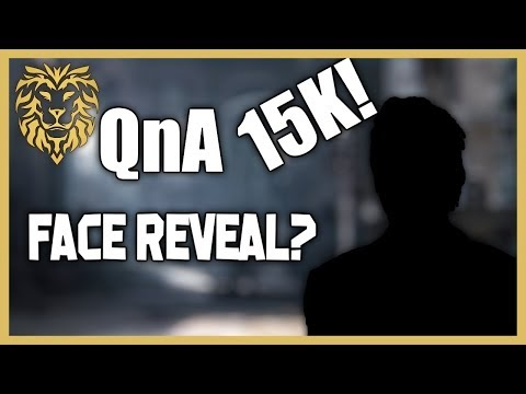 For Honor FACE REVEAL?  15K QnA Special!