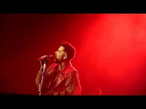 HD - Queen + Adam Lambert - Radio Ga Ga (live) @ Stadthalle Wien, Vienna 2017 Austria