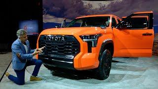 ¿Valdrá la pena CAMBIAR las Americanas?  • 2022 Toyota Tundra