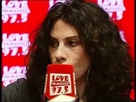 Η Ελευθερία Αρβανιτάκη στο Love Radio 97,5!