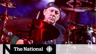 Rush drummer Neil Peart remembered for distinctive sound