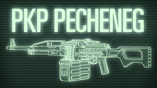 Weapons of Modern Warfare - PKP Pecheneg