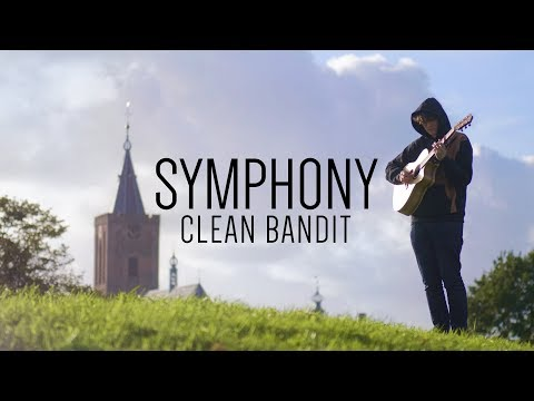 Clean Bandit - Symphony feat. Zara Larsson - Fingerstyle Guitar Cover
