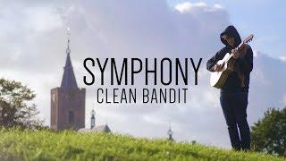 Clean Bandit Symphony feat. Zara Larsson - Fingerstyle Guitar Cover.mp3