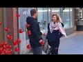 Vrouwen versieren met een Valentijn prank! ROMANTISCH!