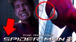 Repeat youtube video Gwen Stacy's Head, Venom Swinging & More In The Amazing Spider-Man 2 Extended Trailer
