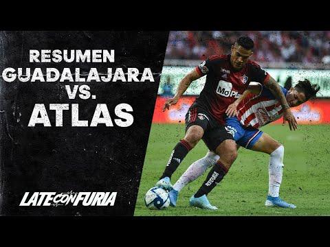 Resumen | Guadalajara 1 - 0 Atlas | Liga MX - Apertura 2019 - Jornada 9 | AtlasFC