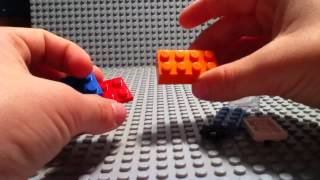 How to build a mini Lego fishing boat