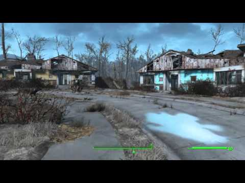 Fallout 4 unlimited caps from jet (tutorial in discription)