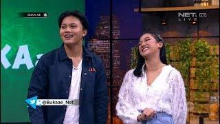 Download lagu #BUKAae Abdel Berprasangka Rizky Febian Ngomong Dalam Hati Terus Nih