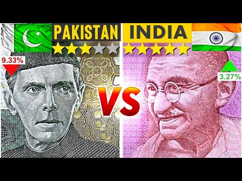 INDIAN Currency Vs PAKISTAN Currency | 2020