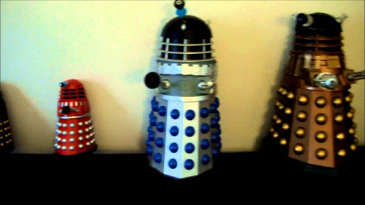 how to build a dalek a life size