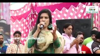 Kaur B | Live Video Performance Full HD Video   (Punjabi Mela Akhada)