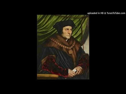 Renaissance English History Podcast: Tudor Times on Thomas More