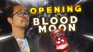 """OPENING DES CAPSULES """"BLOOD MOON"""" SUR LEAGUE OF LEGENDS!"""