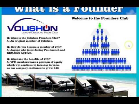 Volishon Luxury Discount Travel Club – Founders Club