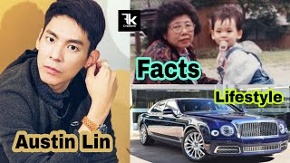 Austin Lin (Lin Bo Hong) Lifestyle | Age | Net Worth | Family | Facts | Biography | FK creation