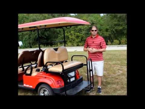 Street Legal Golf Cart For Sale (6pr) from citEcar Electric Vehicles