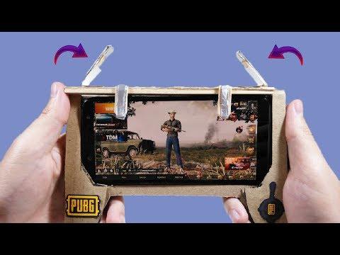 Как сделать геймпад для пубг мобайл / PUBG Mobile Gamepad