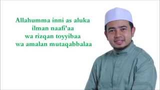 Ustaz Nabil Ahmad - Allahumma inni As