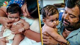 ഉപ്പും മുളകും വാവയുടെ ചോറൂണ് | Viral Video Uppum Mulakum Baby | Balu