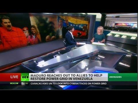 WikiLeaks reveals regime-change plans for Venezuela blackout