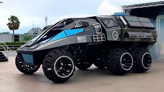 This is 10 Extreme Vehicles You Will not Believe Exist