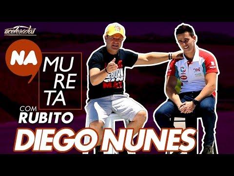 """""""DÁ PARA VIVER DE AUTOMOBILISMO NO BRASIL!"""" - DIEGO NUNES, PILOTO DA STOCK, NA MURETA COM RUBITO #2"""