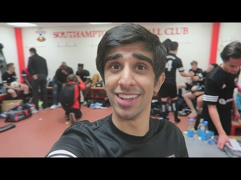 SIDEMEN CHARITY FOOTBALL MATCH VLOG 2016
