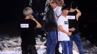 150612 엑소 대만 - 박찬열 & 도경수 (찬디)