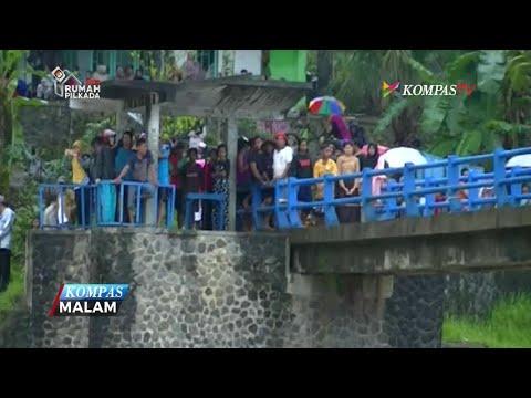 Bencana Akibat Hujan Deras di Ciamis dan Pangandaran