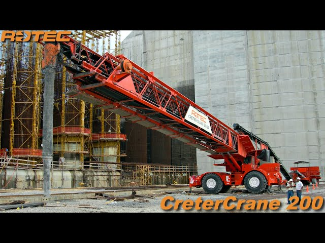 Rotec Creter-Crane 200