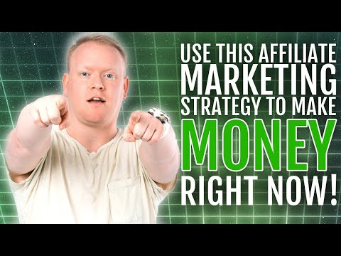 Implement This INSTANT Strategy For Affiliate Marketing (MAKE MONEY TODAY 💰)