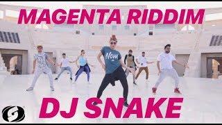 Magenta Riddim - Dj Snake -  Salsation® Choreography by SMT Rumz Dominic Video