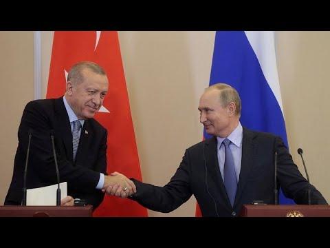 أردوغان: توصلنا مع بوتين إلى اتفاق تاريخي لمكافحة الإرهاب في سوريا …  - نشر قبل 21 دقيقة