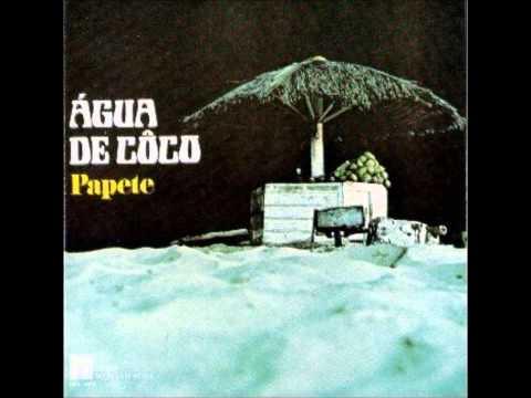 Papete - Água de Coco 1980 - Completo