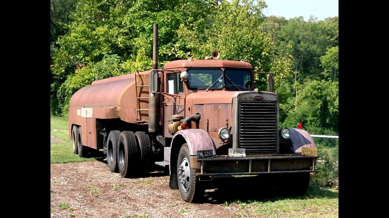 old american trucks vieux camions am ricain youtube. Black Bedroom Furniture Sets. Home Design Ideas