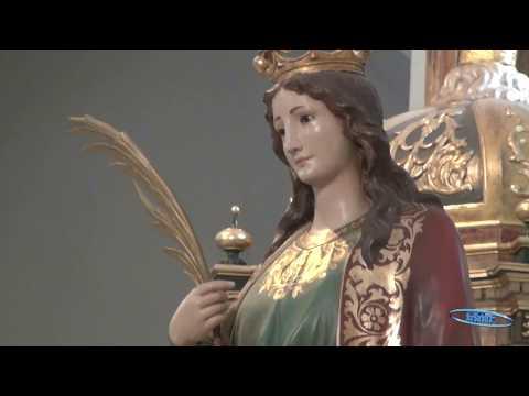 MISA MINERA SANTA BARBARA - LA UNION - Caballeros Orden Santa Bárbara