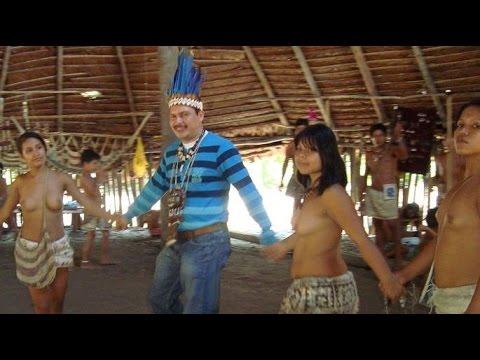DESNUDOS EN EL AMAZONAS RITUAL ING  EDINSON ALVAREZ S