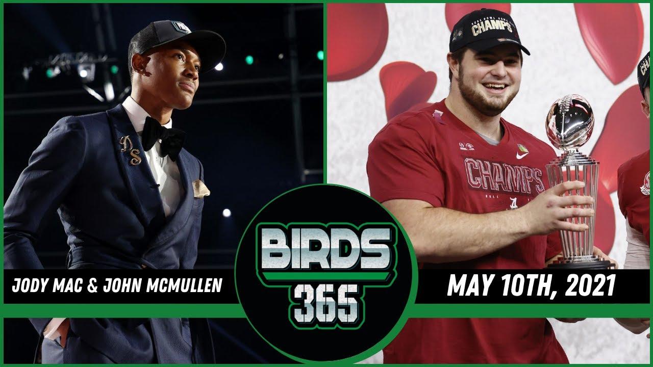 Download May 10th, 2021   Ed Kracz & Ryan Rothstein   Birds 365: A Philadelphia Eagles Show