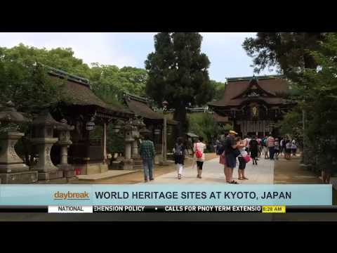 Travel Thursday: World Heritage Sites At Kyoto, Japan
