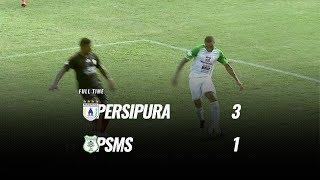 Download Video [Pekan 32] Cuplikan Pertandingan Persipura vs PSMS, 24 November 2018 MP3 3GP MP4