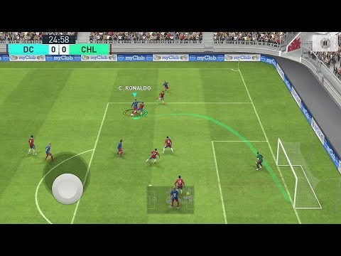 Pes 2018 Pro Evolution Soccer Android Gameplay #102