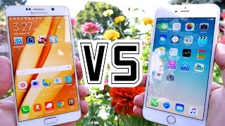 Samsung Galaxy Note 5 VS iPhone 6 Plus - Ultimate Full Comparison