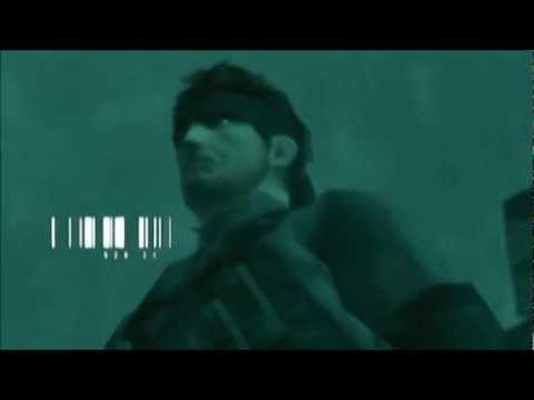 Metal Gear Solid 2 - Intro [HD]