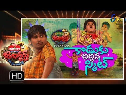 Jabardasth | 29th September 2016 | Full Episode | ETV Telugu