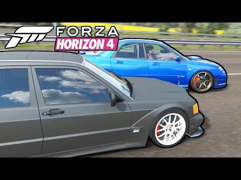 ОЧЕНЬ ПОТНЫЕ ГОНКИ! НОВЫЙ Б/У БАТТЛ! - Forza Horizon 4 thumbnail
