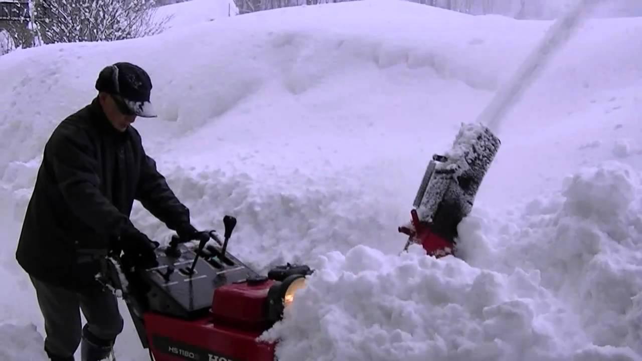 積雪はまだまだ序の口!(1)   Doovi