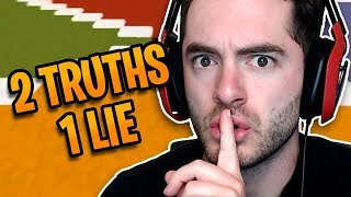 Minecraft: Two Truths And A Lie